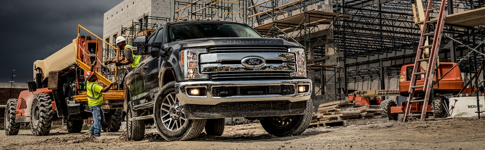 New Ford F-350 Fall River