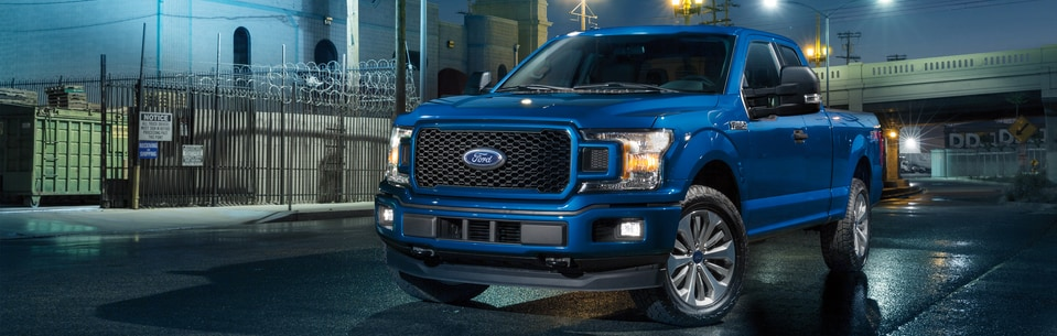 New 2019 Ford F-150 Fall River