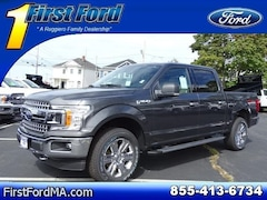 New 2018 Ford F-150 XLT Truck Fall River Massachusetts