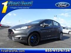 New 2019 Ford Fiesta ST Hatchback Fall River Massachusetts