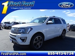 New 2019 Ford Expedition Limited SUV Fall River Massachusetts