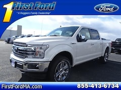 New 2019 Ford F-150 Lariat Truck in Fall River