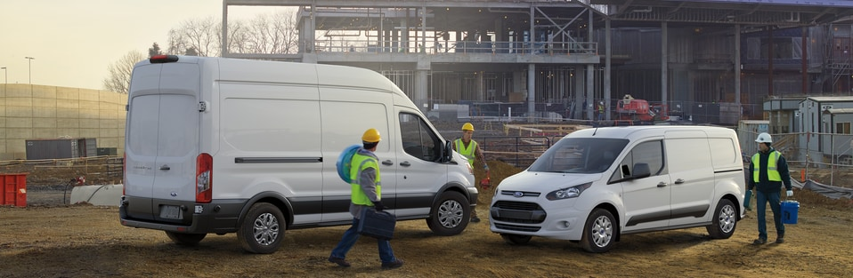New Ford Transit Fall River