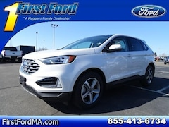 New 2019 Ford Edge SEL SUV in Fall River