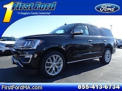 New 2019 Ford Expedition Platinum SUV Fall River Massachusetts