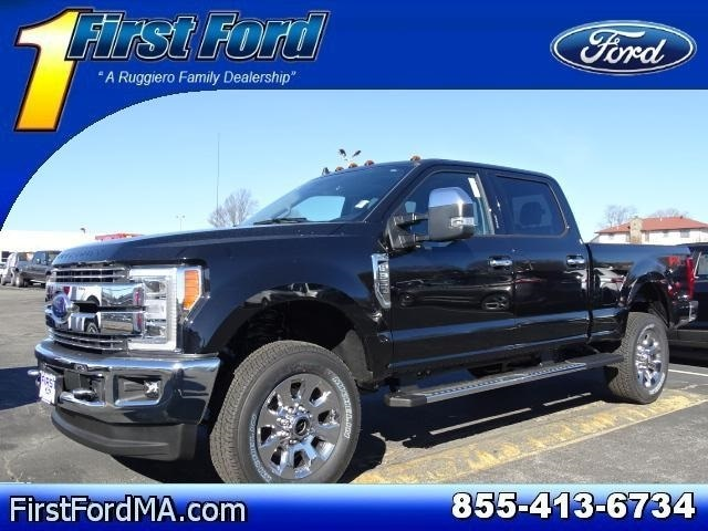 New 2019 Ford F-350SD Lariat Truck in Fall River