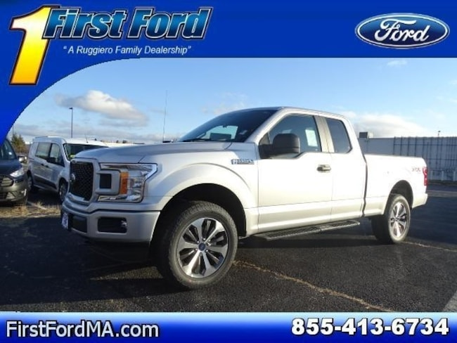 New 2019 Ford F-150 STX Truck For Sale Fall River, Massachusetts