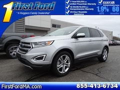 Used 2018 Ford Edge SUV Fall River Massachusetts