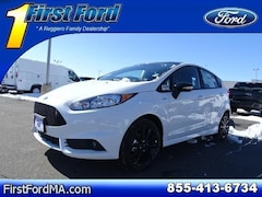 New 2019 Ford Fiesta ST Hatchback Fall River Massachusetts