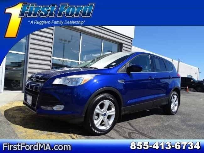 Certified Used 2015 Ford Escape SE FWD SUV For Sale Fall River, MA