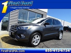 Certified Used 2018 Ford Escape SUV Fall River Massachusetts