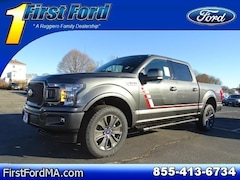 2018 Ford F-150 Truck Fall River Massachusetts