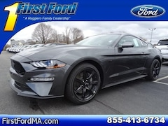 New 2019 Ford Mustang GT Coupe Fall River Massachusetts