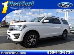 New 2018 Ford Expedition Max XLT SUV Fall River Massachusetts