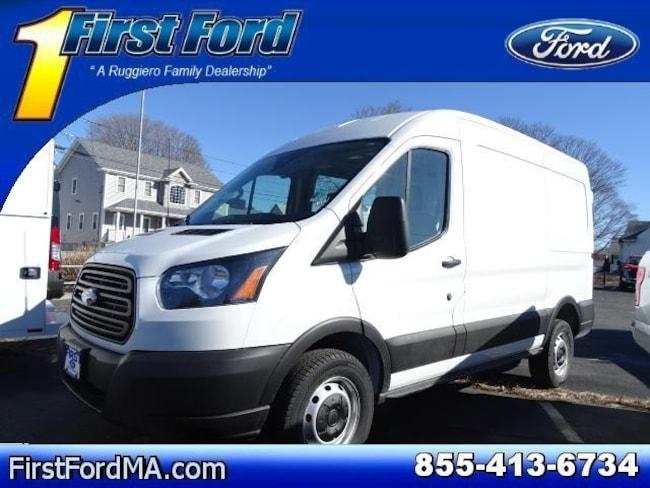 New 2019 Ford Transit-250 Base Cargo Van For Sale Fall River, Massachusetts