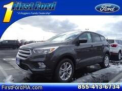 New 2019 Ford Escape SE SUV Fall River Massachusetts