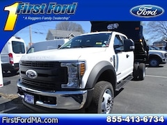 New 2019 Ford F-550SD Cab/Chassis Fall River Massachusetts