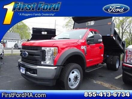 2019 Ford F-550SD XL DRW Truck