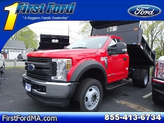 New 2019 Ford F-550SD XL DRW Truck For Sale in Fall River, MA