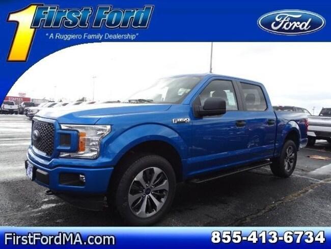New 2019 Ford F-150 STX Truck For Sale Fall River, Massachusetts
