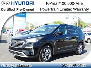 2018 Hyundai Santa Fe SE SUV North Attleboro Massachusetts