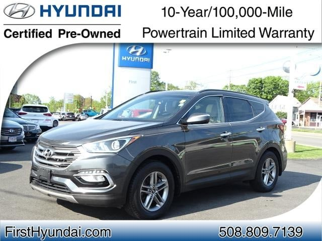 2017 Hyundai Santa Fe Sport 2.4 Base SUV North Attleboro Massachusetts