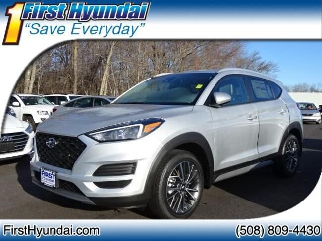 New 2019 Hyundai Tucson SEL SUV For Sale North Attleboro