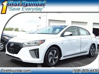 New 2018 Hyundai Ioniq Hybrid SEL Hatchback for sale in North Attleboro