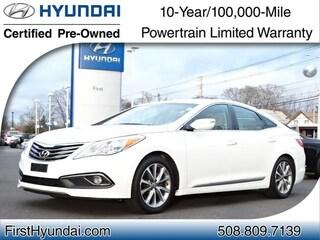 Certified Used 2016 Hyundai Azera Sedan North Attleboro Massachusetts