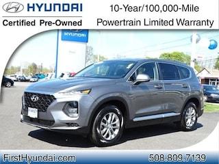 Certified Used 2019 Hyundai Santa Fe SE 2.4 SUV North Attleboro Massachusetts