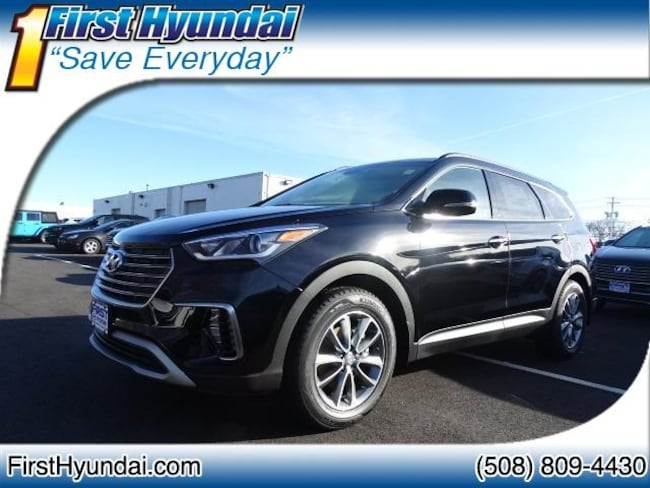 New 2019 Hyundai Santa Fe XL SE SUV For Sale North Attleboro