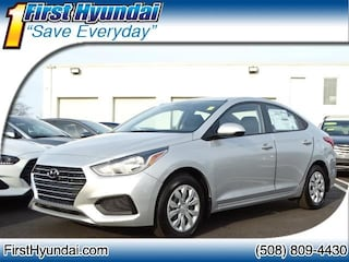 New 2019 Hyundai Accent SE Sedan for sale in North Attleboro