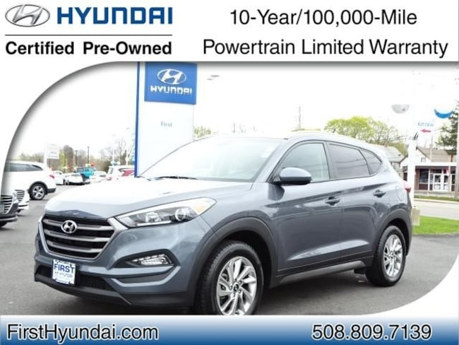 Certified-Used 2016 Hyundai Tucson SE SUV For-Sale-North-Attleboro-MA