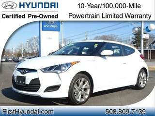 2016 Hyundai Veloster Base Hatchback North Attleboro Massachusetts