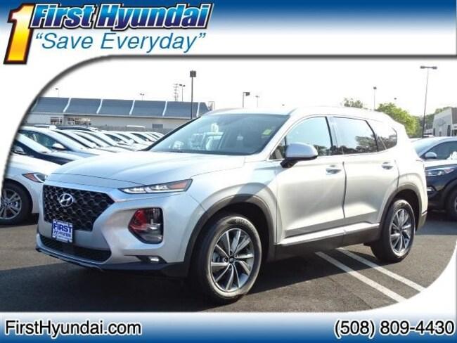 New 2019 Hyundai Santa Fe SEL Plus 2.4 SUV For Sale North Attleboro
