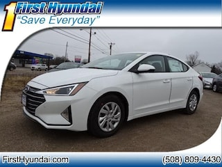 New 2019 Hyundai Elantra SE Sedan for sale in North Attleboro