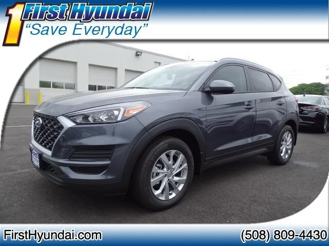 New 2019 Hyundai Tucson North Attleboro | KM8J3CA41KU005195