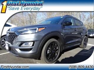 New 2019 Hyundai Tucson SUV North Attleboro Massachusetts
