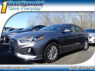 New 2019 Hyundai Sonata Sedan North Attleboro Massachusetts