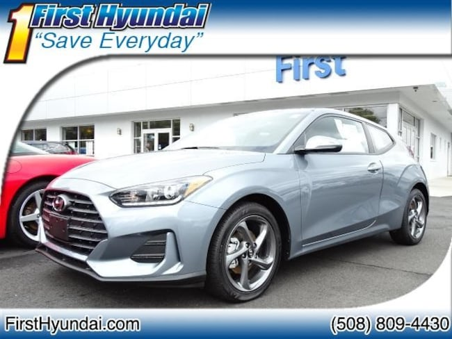 New 2019 Hyundai Veloster Base Hatchback For Sale North Attleboro