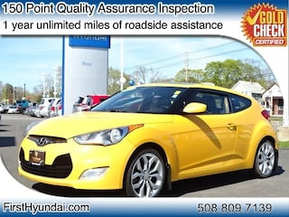 Used 2013 Hyundai Veloster Base w/Black Hatchback for-sale-in-North-Attleboro