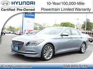 Certified Used 2016 Hyundai Genesis 3.8 Sedan North Attleboro Massachusetts