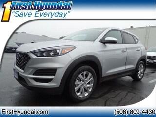 New 2019 Hyundai Tucson SE SUV for sale in North Attleboro