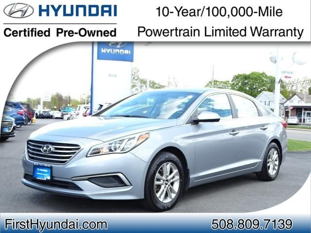 2017 Hyundai Sonata SE Sedan North Attleboro Massachusetts