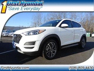 New 2019 Hyundai Tucson SEL SUV for sale in North Attleboro