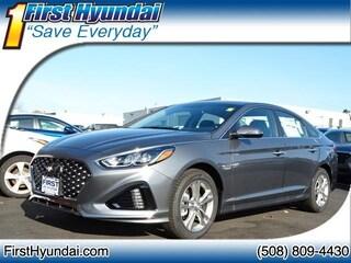 New 2019 Hyundai Sonata SEL Sedan for sale in North Attleboro