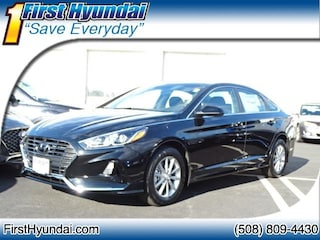 New 2019 Hyundai Sonata Sedan North Attleboro Massachusetts