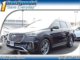 New 2018 Hyundai Santa Fe SUV North Attleboro Massachusetts
