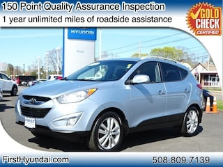 Used 2012 Hyundai Tucson Limited SUV for-sale-in-North-Attleboro