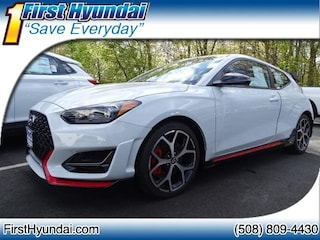 New 2019 Hyundai Veloster N Hatchback for sale in North Attleboro